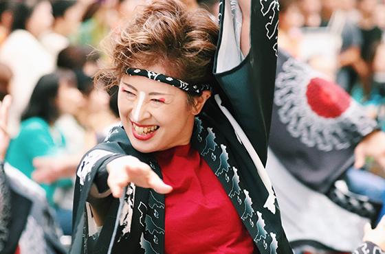 JOIN参加するTWITTERFACEBOOK新潟総踊り祭実行委員会 事務局新潟商工会議所